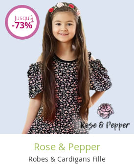 Rose & Pepper