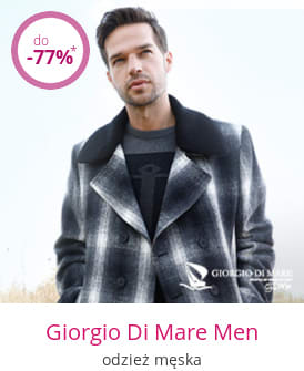 Giorgio Di Mare Men - odzież męska