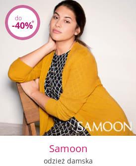 Samoon - odzież damska