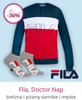 Fila, Doctor Nap - bielizna i piżamy damskie i męskie