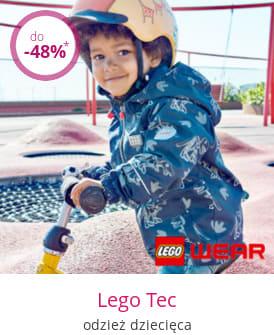 Lego Tec - odzież dziecięca