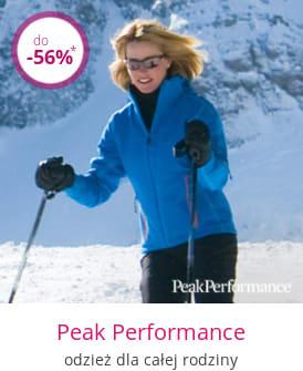 Peak Performance - odzież dla całej rodziny