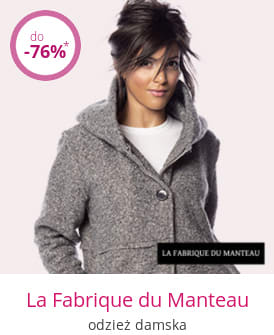 La Fabrique du Manteau - odzież damska