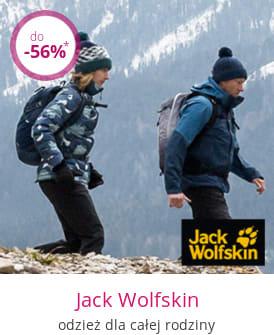 Jack Wolfskin - odzież dla całej rodziny