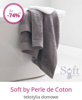 Soft by Perle de Coton - tekstylia domowe