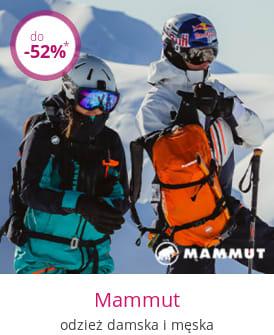 Mammut - odzież damska i męska
