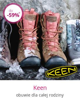 Keen - obuwie dla całej rodziny