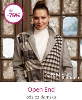 Open End - odzież damska