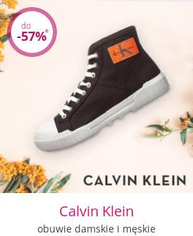 Calvin Klein - obuwie damskie i męskie