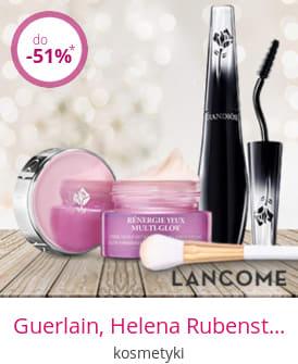 Guerlain, Helena Rubenstein, Lancôme - kosmetyki