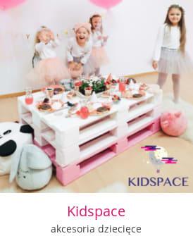 Kidspace - akcesoria dziecięce