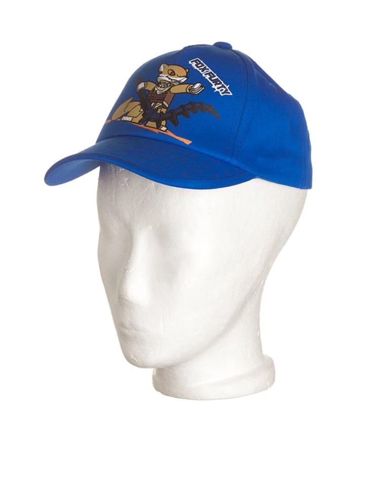 "Legowear Cap ""Alf 401"" in Blau"
