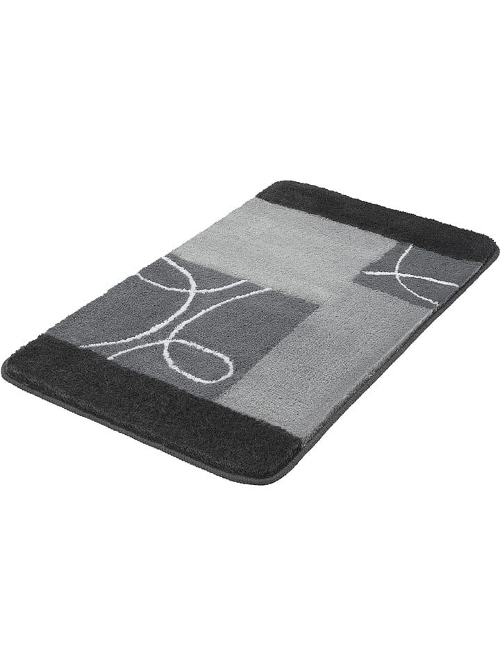 kleine wolke badvorleger curly in grau limango outlet. Black Bedroom Furniture Sets. Home Design Ideas