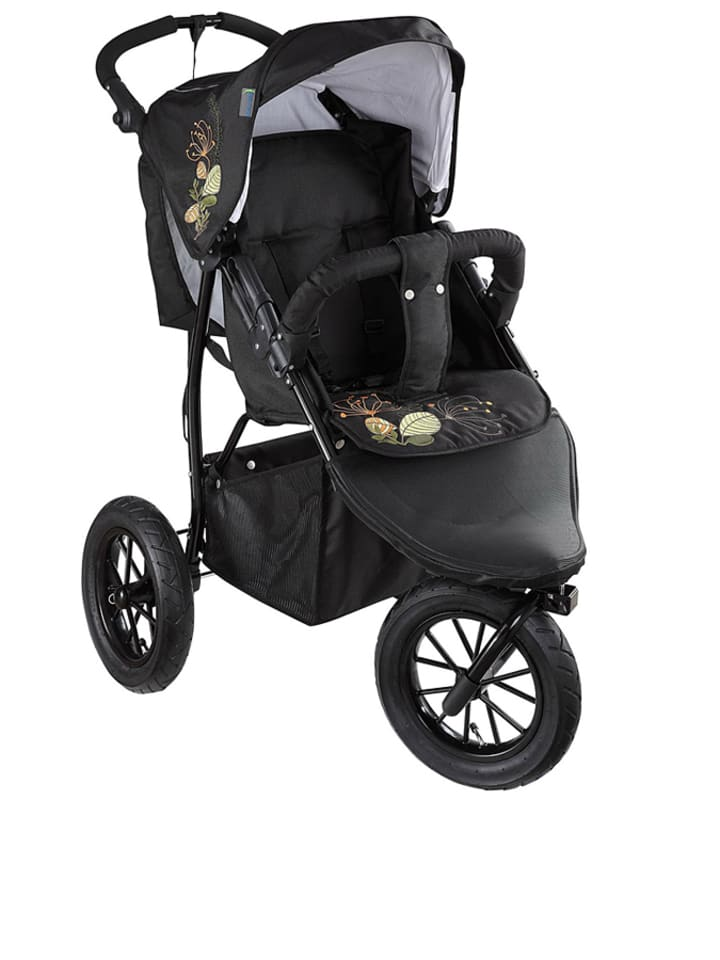 knorr baby buggy joggy s zwart limango outlet. Black Bedroom Furniture Sets. Home Design Ideas