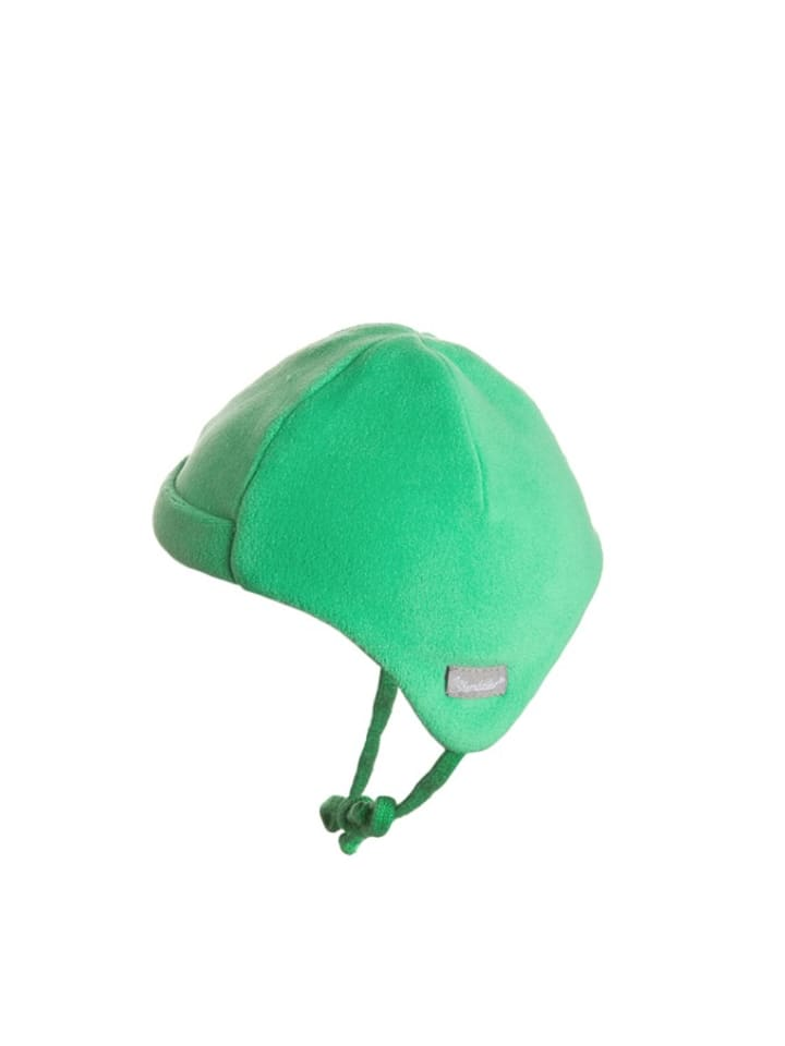 Sterntaler Bindemütze in Grün