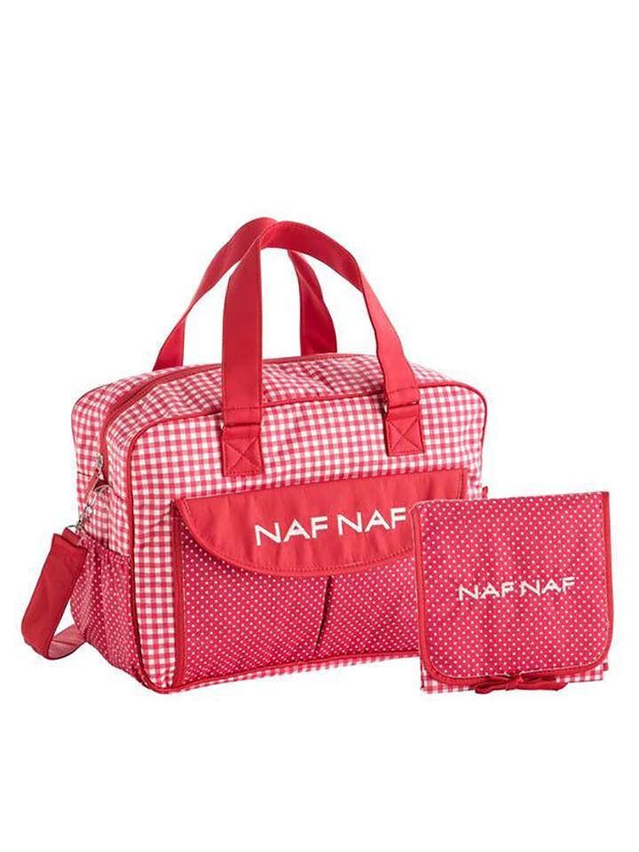 Naf Naf Luiertas rood - (B)45 x (H)25 x (D)20 cm
