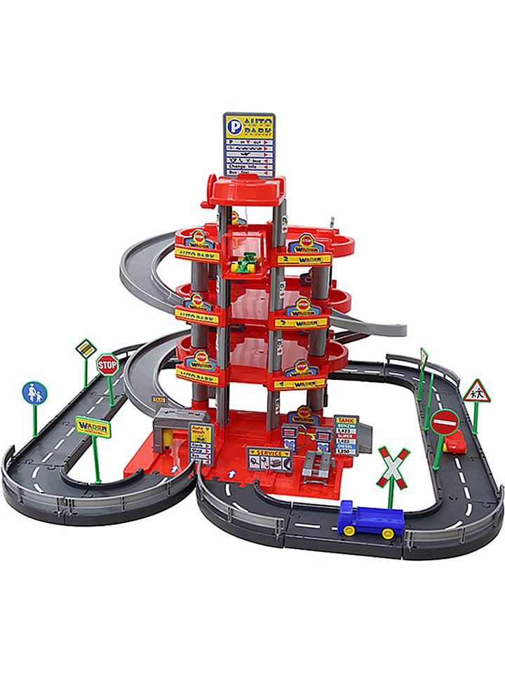 wader quality toys garage mit zubeh r ab 3 jahren limango outlet. Black Bedroom Furniture Sets. Home Design Ideas