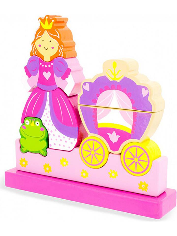 """Ulysse 10-elementowe puzzle magnetyczne """"Princess"""""""