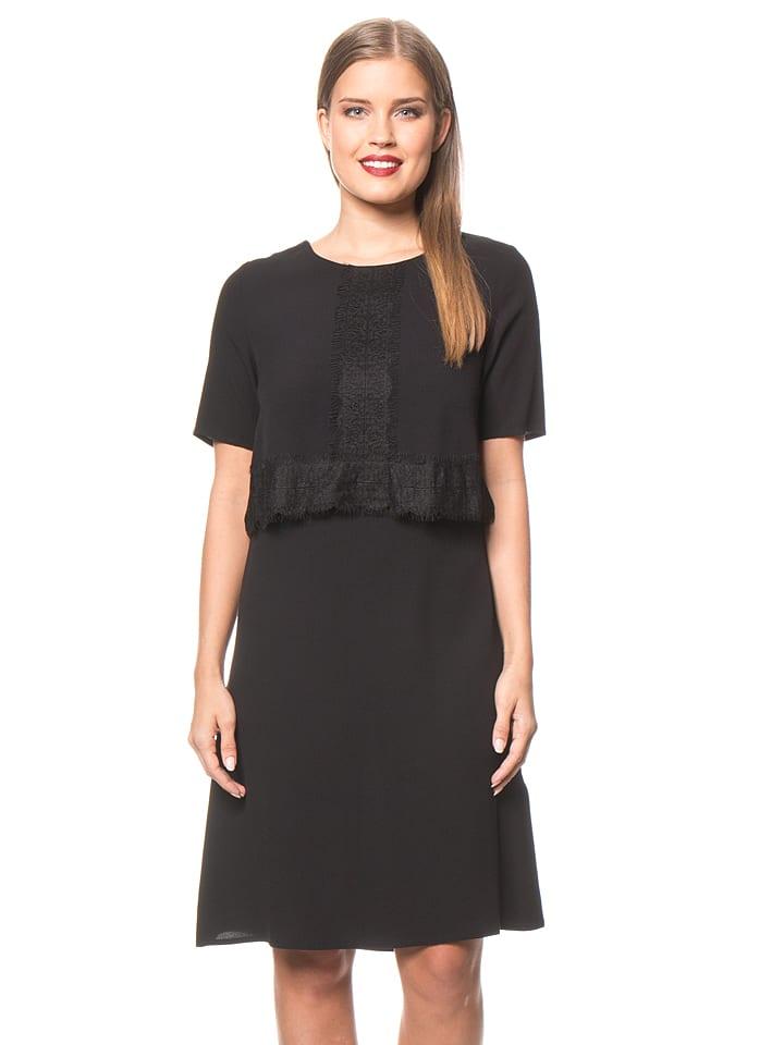tom tailor robe noir outlet limango. Black Bedroom Furniture Sets. Home Design Ideas