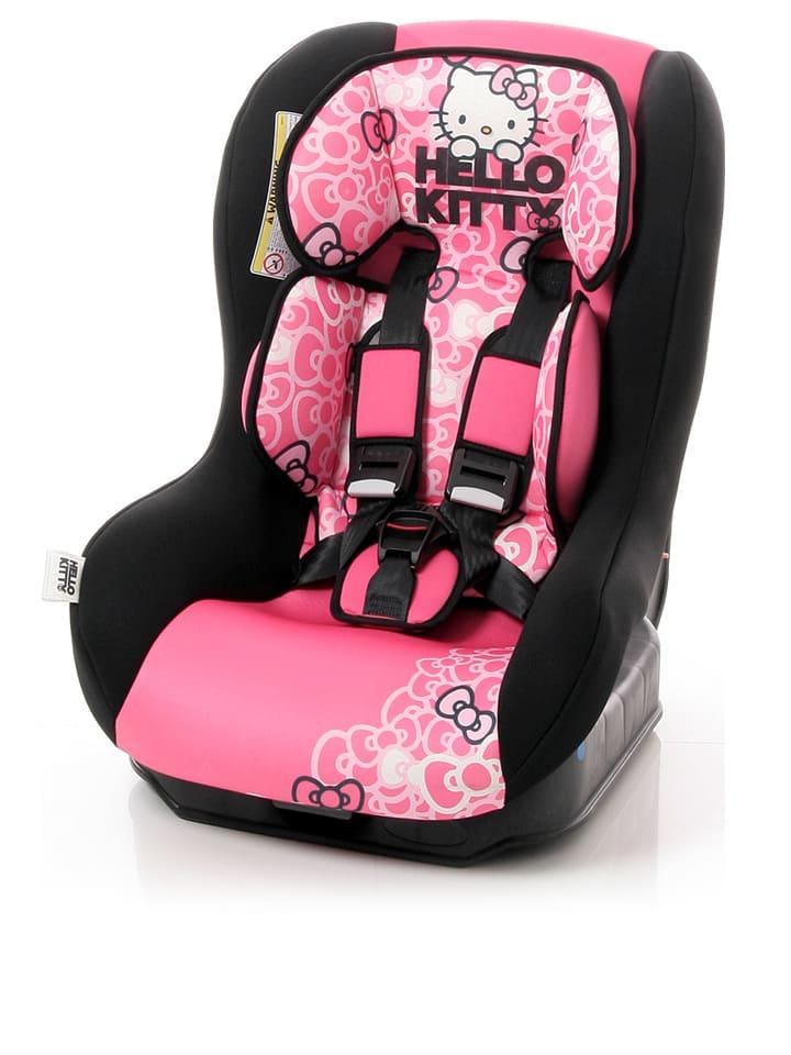 """Osann Kinderautositz """"Safety Plus NT"""" in Pink"""