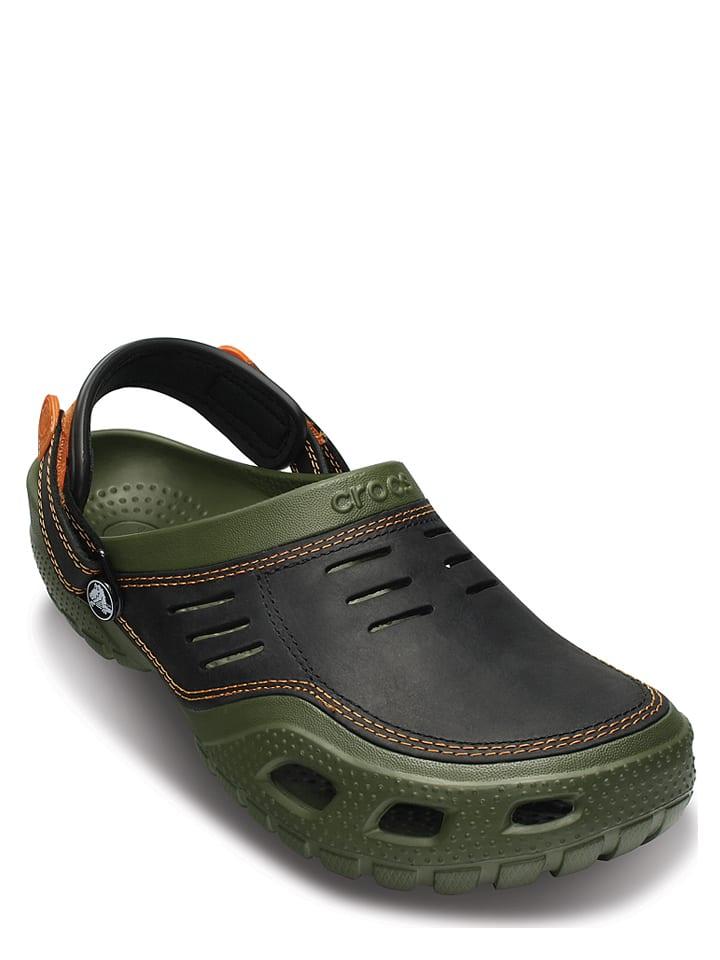"Crocs Clogs ""Yukon"" in Oliv"