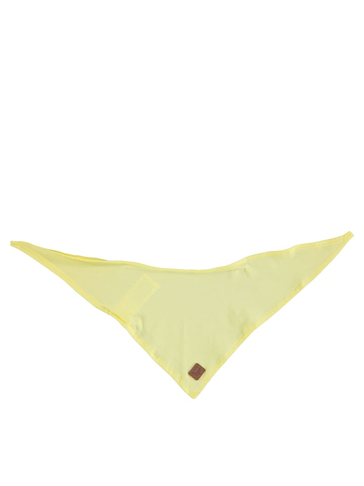 Kanz Halsdoek geel - (B)20 x (L)55 cm