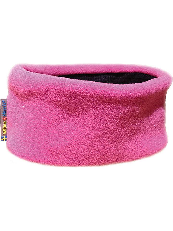 """Wilma & Morris Fleecestirnband """"Kloten"""" in Pink"""