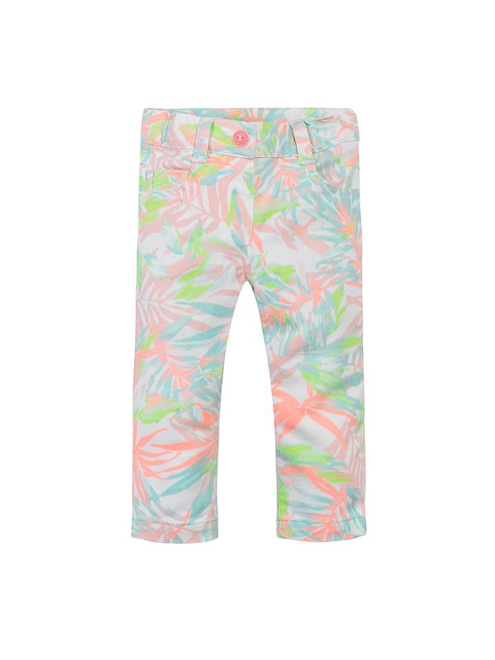 3 pommes Spodnie z kolorowym wzorem