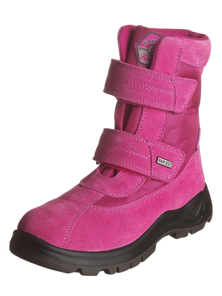 "Naturino Boots ""Barents"" in Pink"