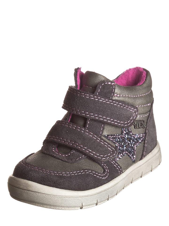 Indigo Sneakersy w kolorze szarym