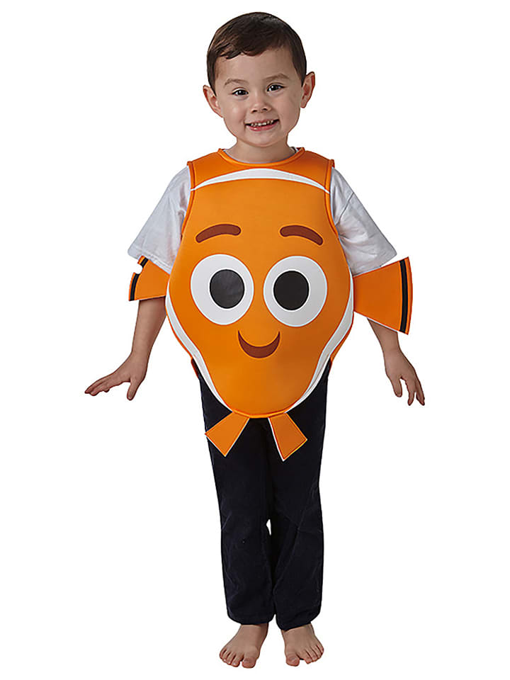 """Finding Dory Kostium """"Nemo"""" w kolorze pomarańczowym"""