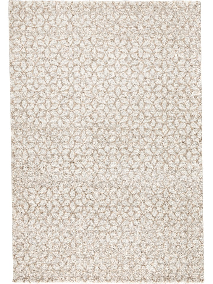 mint rugs kurzflor teppich impress in creme beige limango outlet. Black Bedroom Furniture Sets. Home Design Ideas