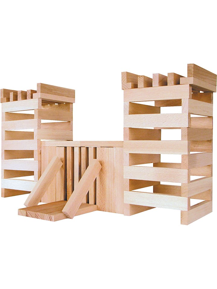 house of toys 300tlg holzbausteineset ab 2 jahren. Black Bedroom Furniture Sets. Home Design Ideas