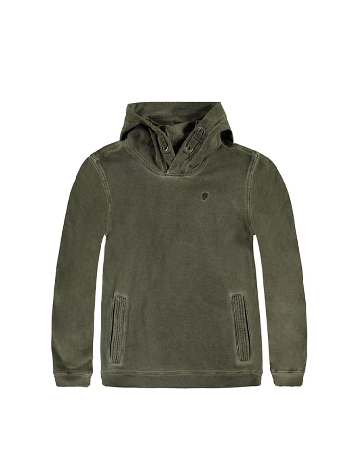 marc o 39 polo junior sweatshirt in khaki limango outlet. Black Bedroom Furniture Sets. Home Design Ideas