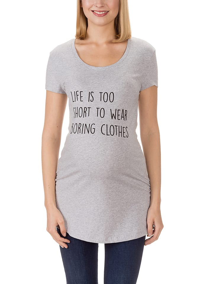 Bellybutton Shirt grijs