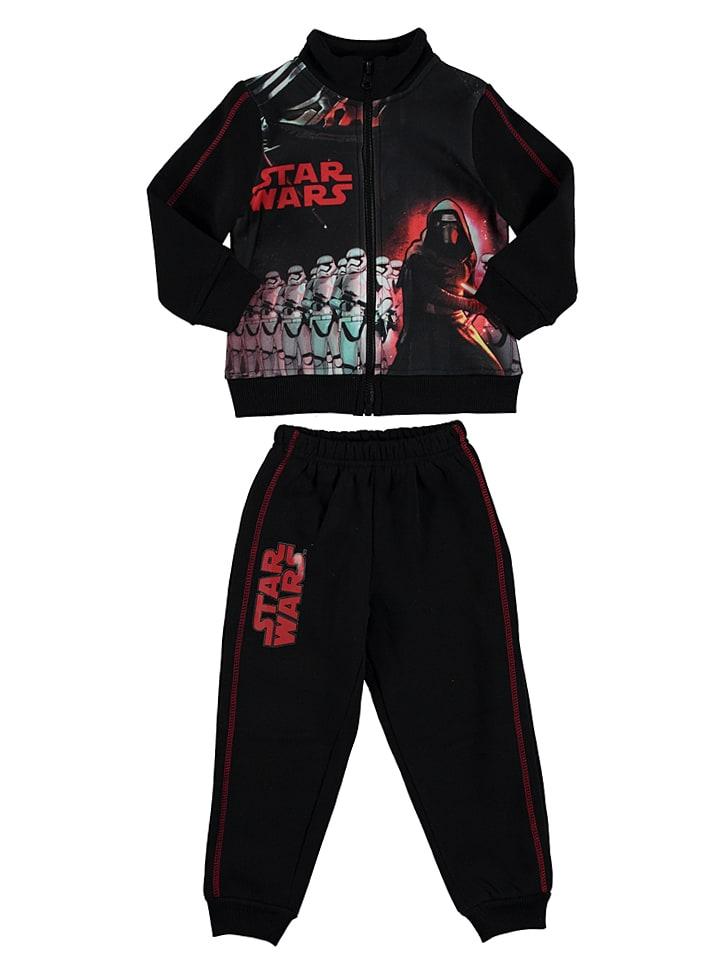 Star Wars 2-częściowy zestaw Star Wars w kolorze czarnym