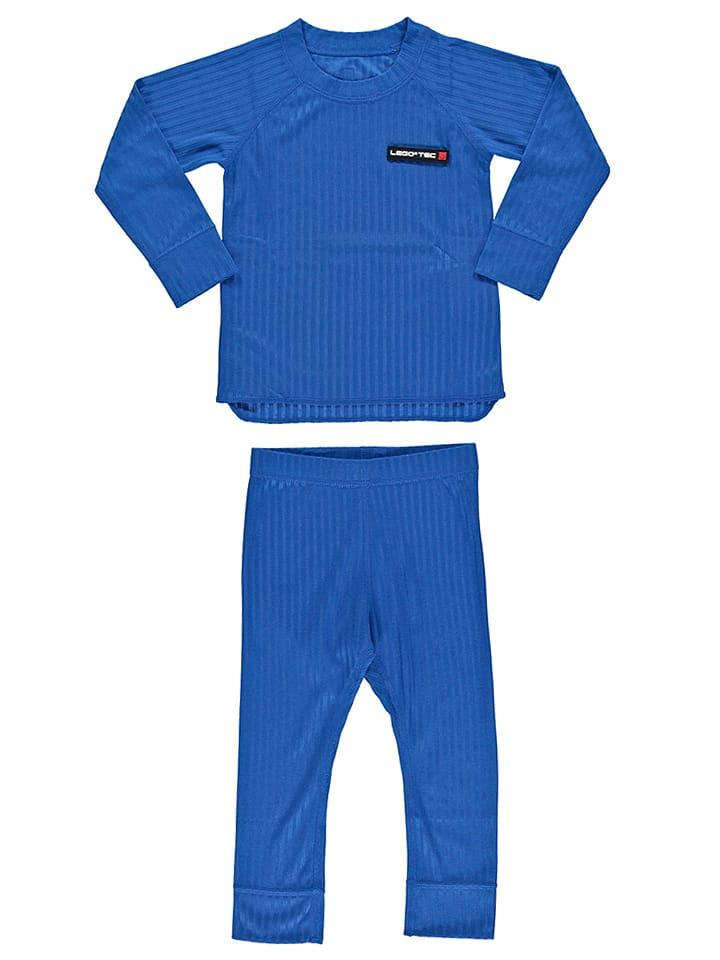"""Legowear 2tlg. Wäscheset """"Uli 670"""" in Blau"""