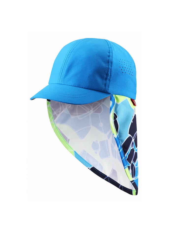 "Reima Nackenschutzcap ""Alytos"" in Blau"