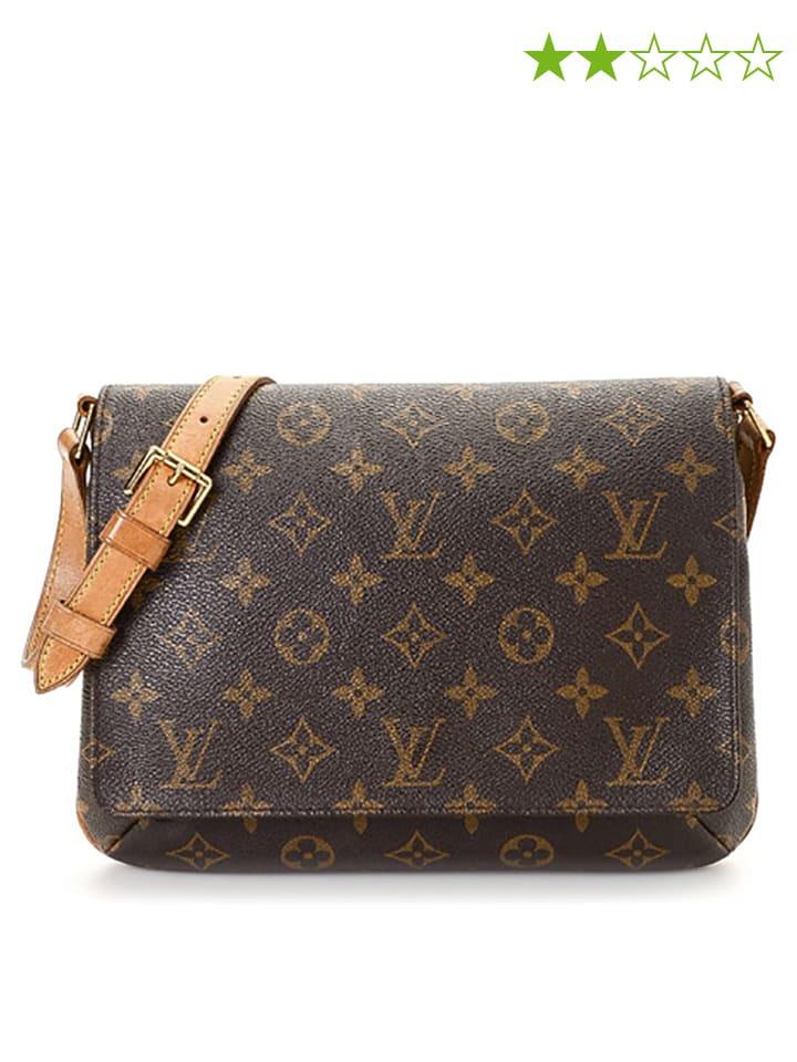"""cff1ed9d958 Louis Vuitton - Schoudertas """"Musette Tango Short Strap"""" bruin -  (B)"""