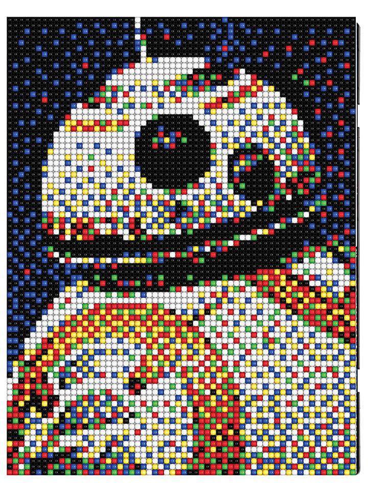 Pixel Art A Partir D Une Photo