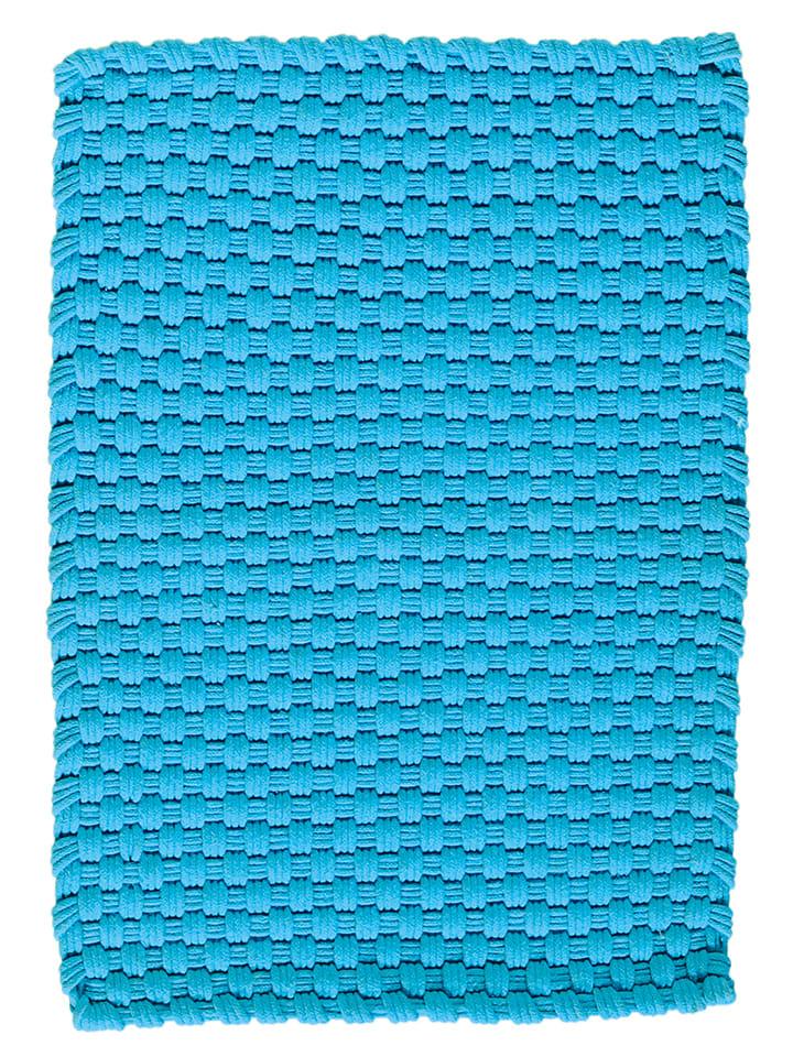 Toulemonde bochart baumwoll teppich cordage in blau limango outlet - Tapijt toulemonde bochar t balances ...