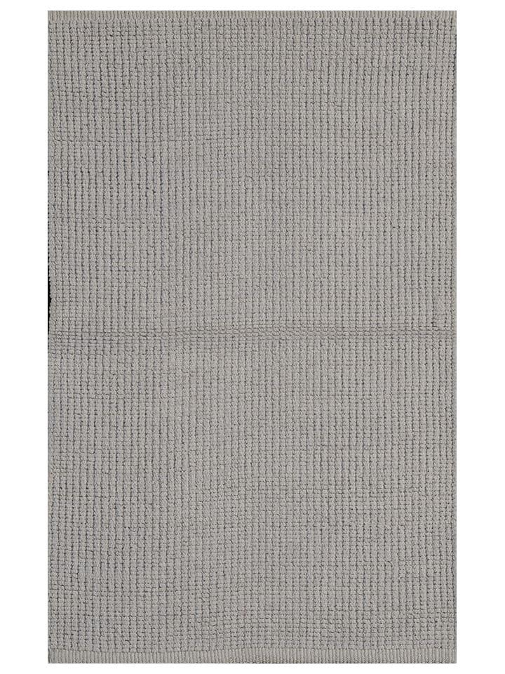 Toulemonde bochart katoenen tapijt trendy zilverkleurig limango outlet - Tapijt toulemonde bochar t balances ...