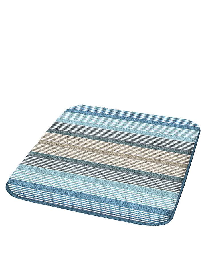 kleine wolke badvorleger linnea in blau limango outlet. Black Bedroom Furniture Sets. Home Design Ideas