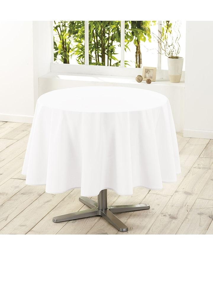 Douceur d int rieur tafelkleed essentiel wit limango for Douceur interieur