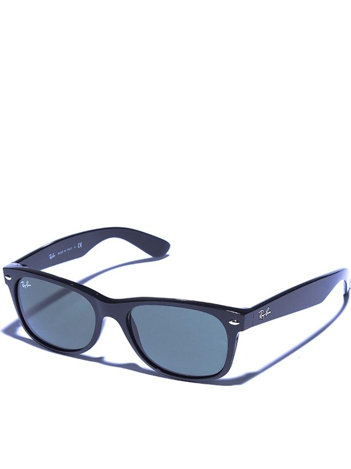 Ray Ban Unisex-Sonnenbrille Wayfarer in Orange-Dunkelblau - 30% o1QyQ71