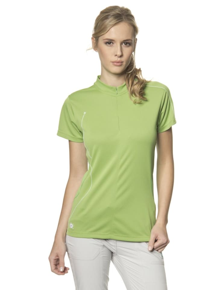 "Salewa Shirt ""Galiant Dry"" lichtgroen"