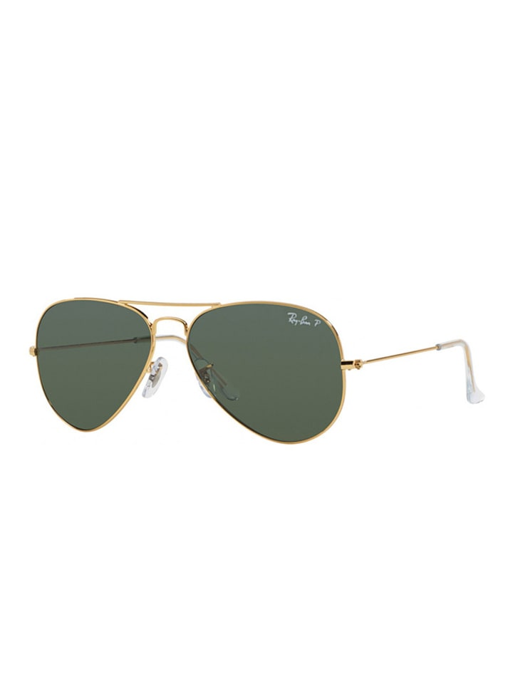 Ray Ban Unisex-Sonnenbrille Aviator in Silber - 43% ElanKiRL
