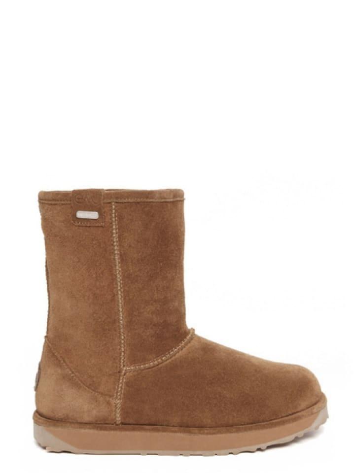 "EMU Schaffell-Boots ""Paterson Lo"" in Hellbraun"