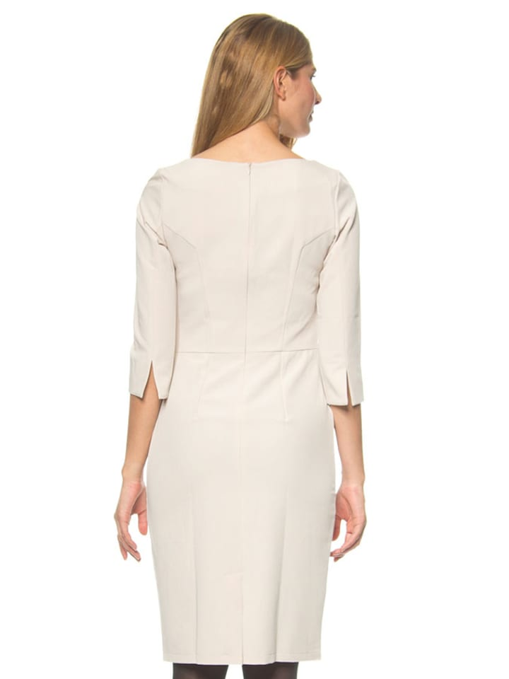 Nife Kleid in Creme