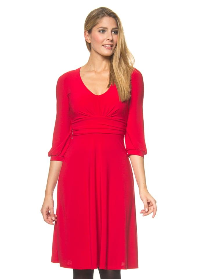 Nife Kleid in rot